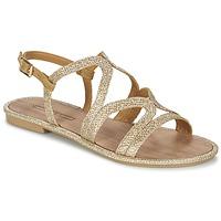 Topánky Ženy Sandále Esprit NAZLI SANDAL Zlatá