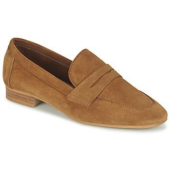 Topánky Ženy Mokasíny Esprit ARIA LOAFER ťavia hnedá