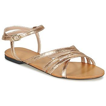 Topánky Ženy Sandále Esprit ADYA SANDAL Zlatá