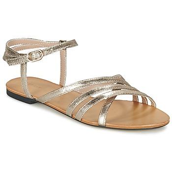 Topánky Ženy Sandále Esprit ADYA SANDAL Strieborná