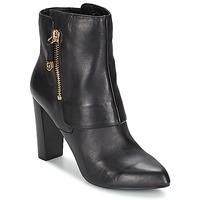 Topánky Ženy Čižmičky Guess IVON čierna