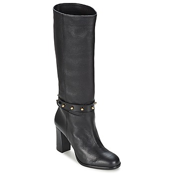 Topánky Ženy Čižmy do mesta Moschino Cheap & CHIC STUD Čierna