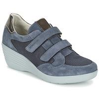 Topánky Ženy Nízke tenisky Stonefly EBONY Modrá