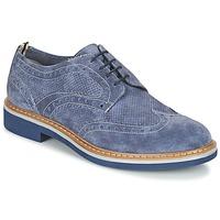 Topánky Ženy Derbie Stonefly ALBY Modrá