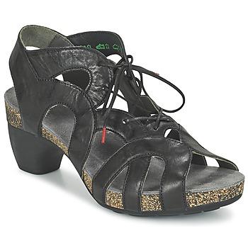 Topánky Ženy Sandále Think SARDE čierna