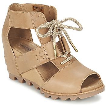 Topánky Ženy Sandále Sorel JOANIE LACE Sahara
