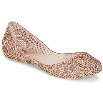 Topánky Ženy Balerínky a babies Zaxy AMORA Ružová