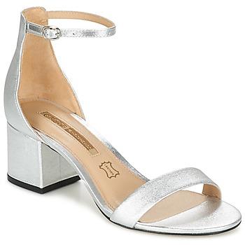 Topánky Ženy Sandále Buffalo DALOUD Strieborná