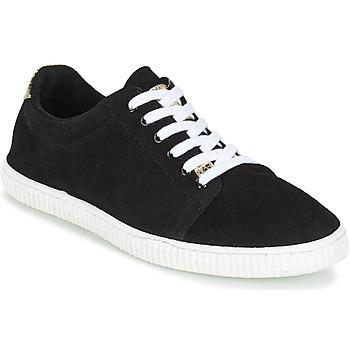 Topánky Ženy Nízke tenisky Chipie JERBY Čierna / Zlatá