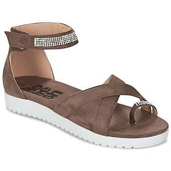 Topánky Ženy Sandále Refresh OURILICA Hnedošedá