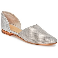 Topánky Ženy Sandále Melvin & Hamilton JOOLIE 8 Strieborná