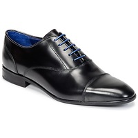 Topánky Muži Richelieu Azzaro RAEL Čierna