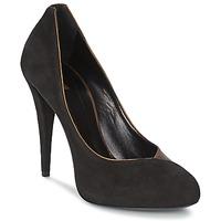 Topánky Ženy Lodičky Roberto Cavalli YPS530-PC219-D0127 Čierna / Zlatá