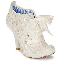 Topánky Ženy Nízke čižmy Irregular Choice ABIGAILS THIRD PARTY Biela / Krémová