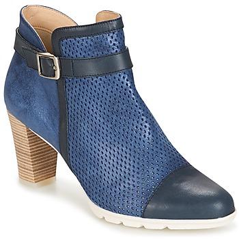 Topánky Ženy Čižmičky Dorking RUBIS Námornícka modrá