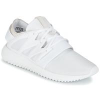Topánky Ženy Členkové tenisky adidas Originals TUBULAR VIRAL W Biela