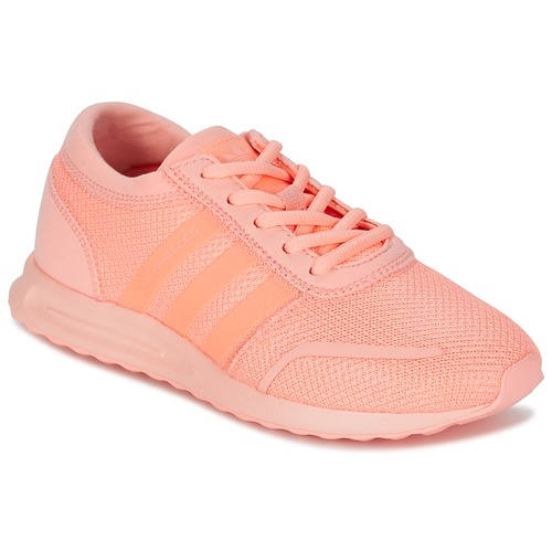 Topánky Dievčatá Nízke tenisky adidas Originals LOS ANGELES J Ružová / Koralová
