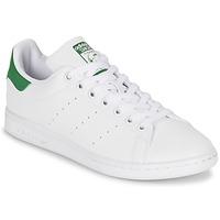 Topánky Ženy Nízke tenisky adidas Originals STAN SMITH W Biela