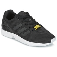 Topánky Deti Nízke tenisky adidas Originals ZX FLUX J čierna
