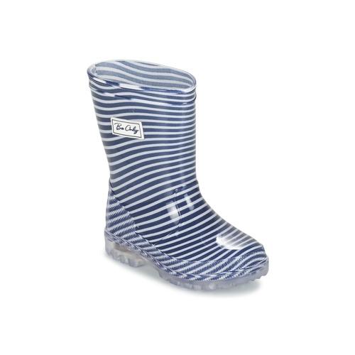 b3243e74e7a8 Topánky Deti Čižmy do dažďa Be Only MARINO Námornícka modrá
