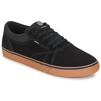 Topánky Muži Skate obuv Element WASSO čierna