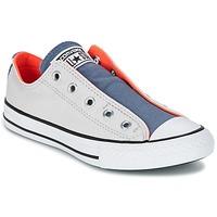 Topánky Deti Nízke tenisky Converse CHUCK TAYLOR ALL STAR SLIP SUMMER FUNDAMENTALS SLIP šedá / Modrá / Oranžová