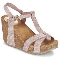 Topánky Ženy Sandále Elue par nous ZECDOUVE Ružová