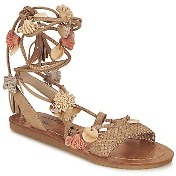 Topánky Ženy Sandále Elue par nous ZECTEUR Hnedá