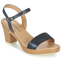 Topánky Ženy Sandále Metamorf'Ose ZACQUESTE Modrá / Hnedá