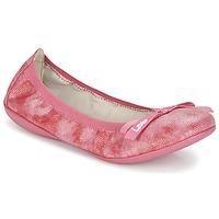 Topánky Ženy Balerínky a babies Les P'tites Bombes ELLA Ružová