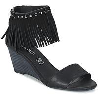 Topánky Ženy Sandále LPB Woman NADIA Čierna