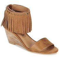 Topánky Ženy Sandále LPB Shoes NADIA Ťavia hnedá