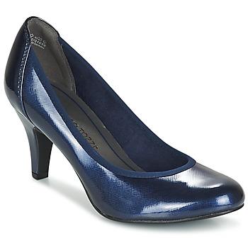 Topánky Ženy Lodičky Marco Tozzi JAFRAKO Námornícka modrá