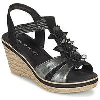 Topánky Ženy Sandále Marco Tozzi CHAVELA čierna