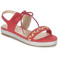 Topánky Ženy Sandále Moony Mood GLOBUNE Ružová