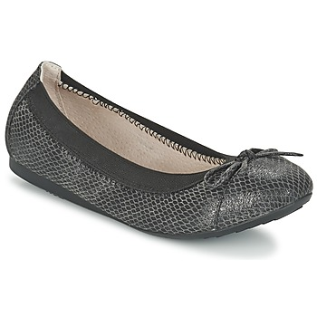 Topánky Ženy Balerínky a babies Moony Mood ELALA Čierna