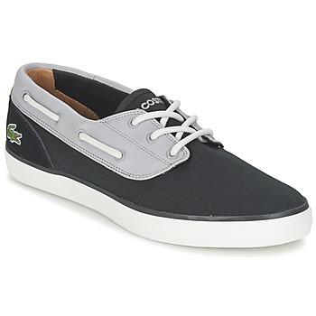 Topánky Muži Námornícke mokasíny Lacoste JOUER DECK 117 1 čierna