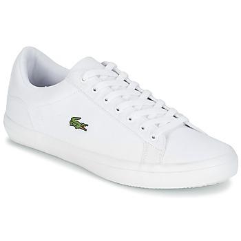 Topánky Muži Nízke tenisky Lacoste LEROND BL 2 Biela