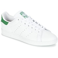 Topánky Nízke tenisky adidas Originals STAN SMITH Biela / Zelená