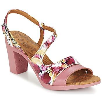 Topánky Ženy Sandále Art RIO Ružová