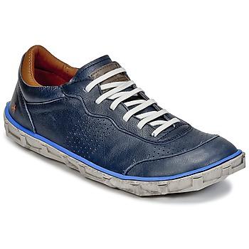 Topánky Muži Nízke tenisky Art MELBOURNE Modrá
