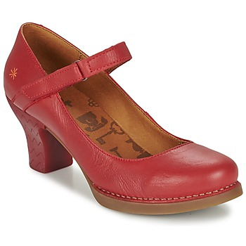Topánky Ženy Lodičky Art HARLEM Karmínová červená