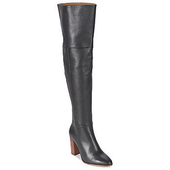 Topánky Ženy Vysoké čižmy Fericelli NIRI Čierna