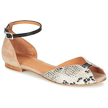 Topánky Ženy Sandále Emma Go JULIETTE Béžová / čierna
