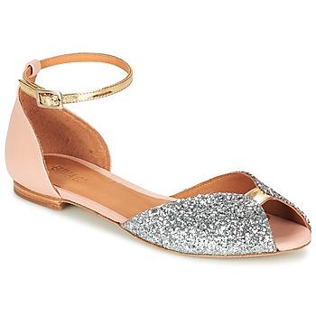 Topánky Ženy Sandále Emma Go JULIETTE Ružová / Strieborná / Zlatá