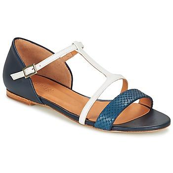 Topánky Ženy Sandále Emma Go KEIRA Námornícka modrá / Biela