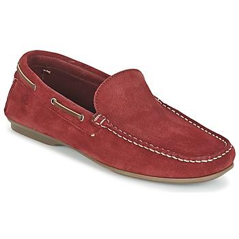 Topánky Muži Mokasíny Fluchos LEX červená