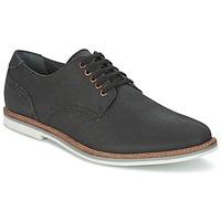Topánky Muži Derbie Frank Wright LEEK šedá