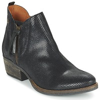Topánky Ženy Polokozačky Coqueterra LIZZY čierna
