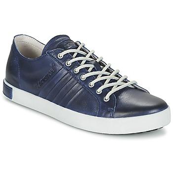 Topánky Muži Nízke tenisky Blackstone JM11 Námornícka modrá